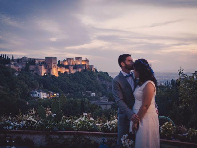 La boda de Luis y Laura en Granada, Granada 17