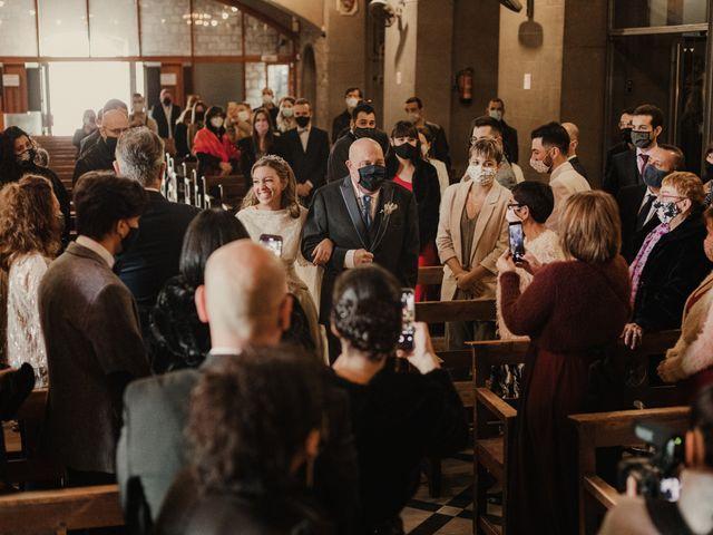 La boda de Cristopher y Mireia en Sant Cugat Del Valles, Barcelona 21
