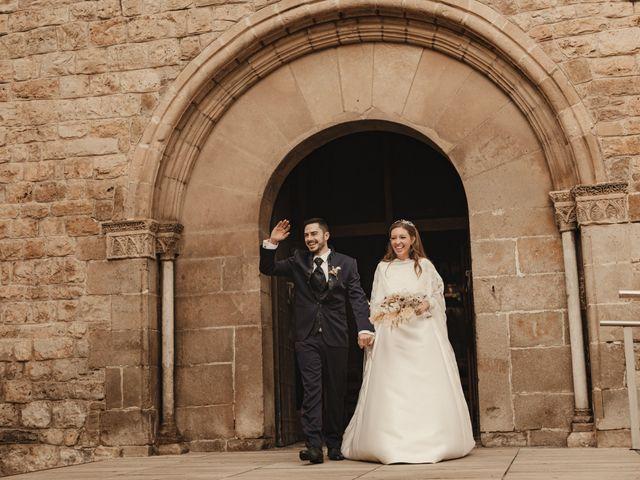 La boda de Cristopher y Mireia en Sant Cugat Del Valles, Barcelona 33