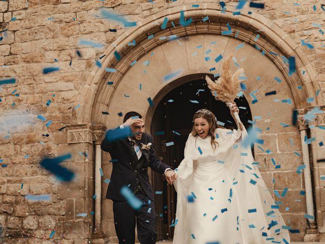 La boda de Cristopher y Mireia en Sant Cugat Del Valles, Barcelona 35