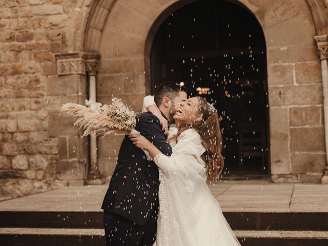 La boda de Cristopher y Mireia en Sant Cugat Del Valles, Barcelona 36
