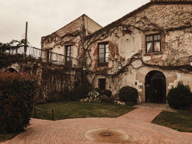 La boda de Cristopher y Mireia en Sant Cugat Del Valles, Barcelona 39