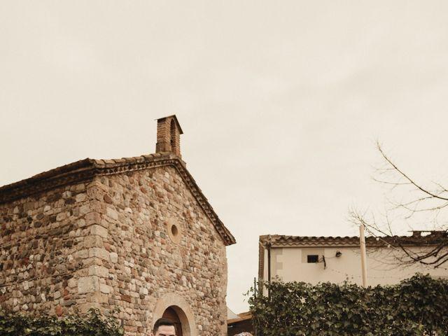 La boda de Cristopher y Mireia en Sant Cugat Del Valles, Barcelona 44