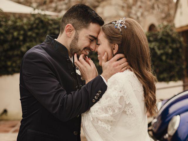 La boda de Cristopher y Mireia en Sant Cugat Del Valles, Barcelona 52