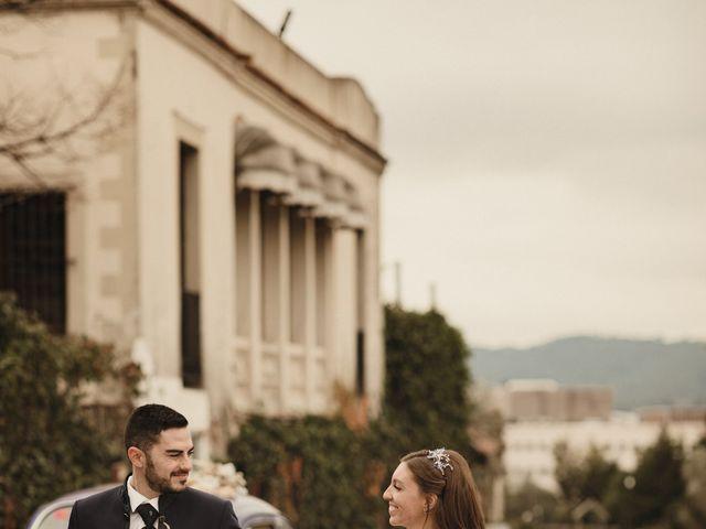 La boda de Cristopher y Mireia en Sant Cugat Del Valles, Barcelona 54