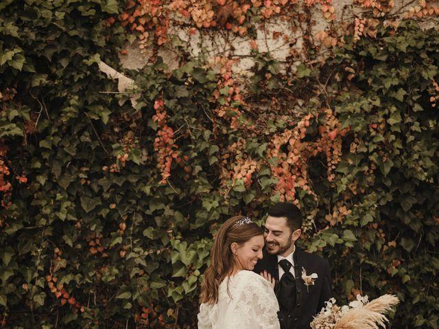 La boda de Cristopher y Mireia en Sant Cugat Del Valles, Barcelona 59