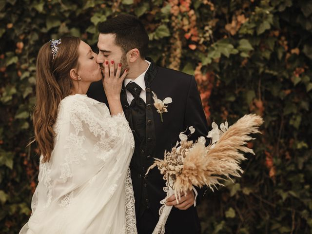 La boda de Cristopher y Mireia en Sant Cugat Del Valles, Barcelona 60