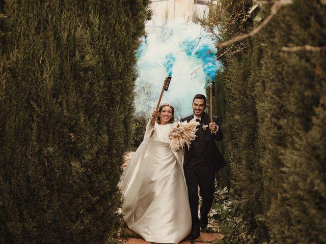 La boda de Cristopher y Mireia en Sant Cugat Del Valles, Barcelona 62