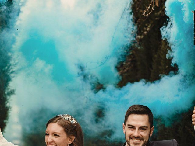 La boda de Cristopher y Mireia en Sant Cugat Del Valles, Barcelona 64