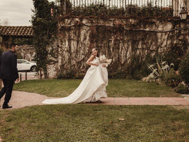 La boda de Cristopher y Mireia en Sant Cugat Del Valles, Barcelona 69