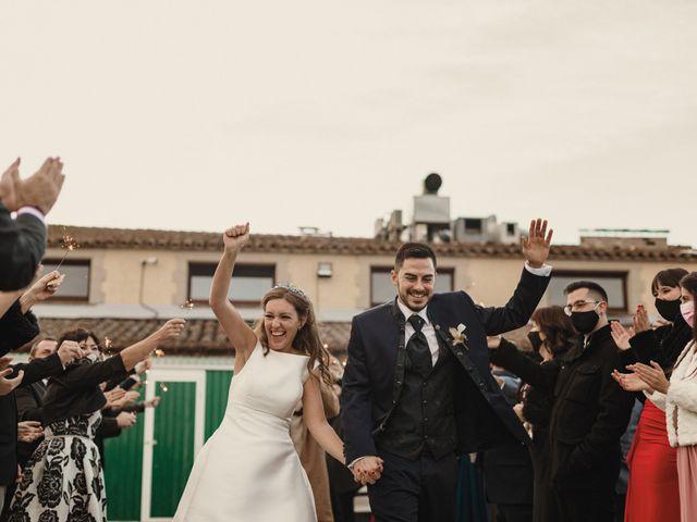 La boda de Cristopher y Mireia en Sant Cugat Del Valles, Barcelona 85
