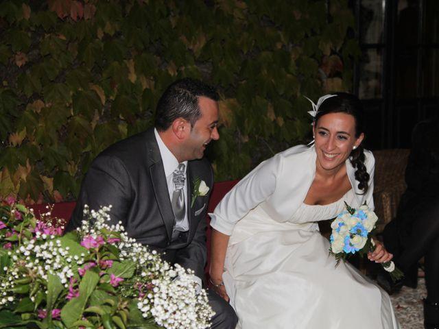 La boda de Jesús y Romina en Pontevedra, Pontevedra 1