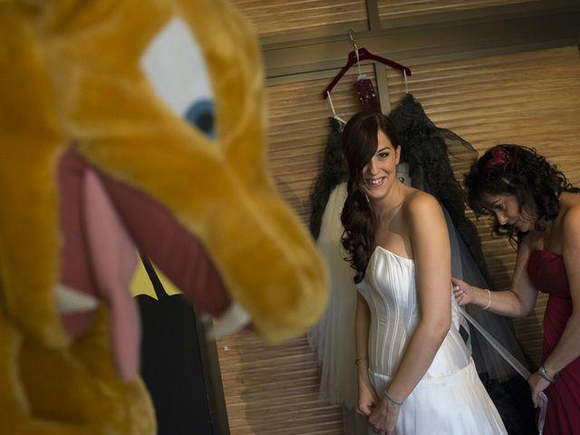La boda de Raúl y Montse en L' Ametlla Del Valles, Barcelona 22