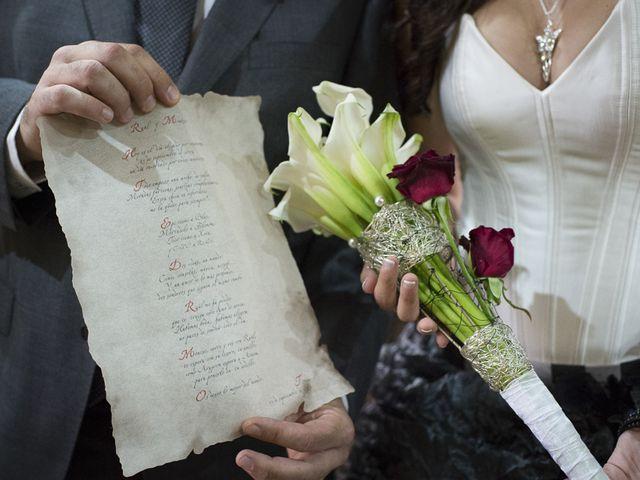 La boda de Raúl y Montse en L' Ametlla Del Valles, Barcelona 31