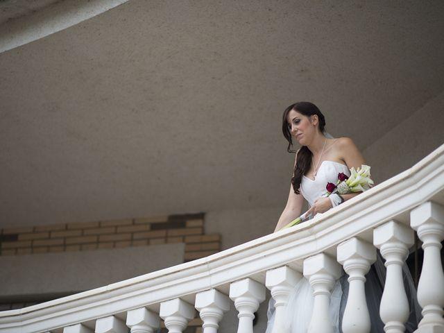 La boda de Raúl y Montse en L' Ametlla Del Valles, Barcelona 34