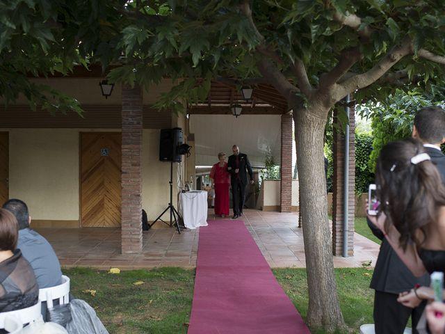 La boda de Raúl y Montse en L' Ametlla Del Valles, Barcelona 47