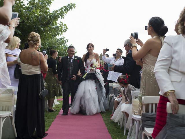La boda de Raúl y Montse en L' Ametlla Del Valles, Barcelona 51