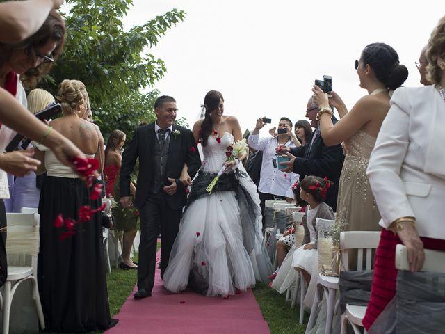 La boda de Raúl y Montse en L' Ametlla Del Valles, Barcelona 52