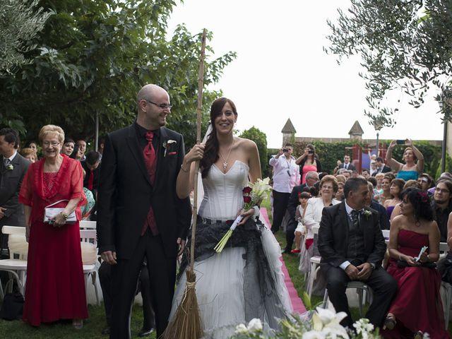 La boda de Raúl y Montse en L' Ametlla Del Valles, Barcelona 53