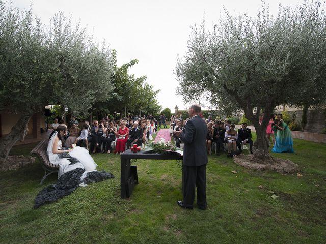 La boda de Raúl y Montse en L' Ametlla Del Valles, Barcelona 55
