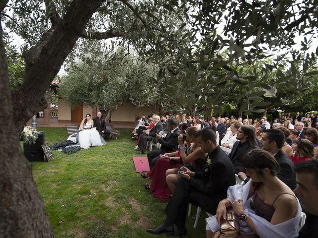 La boda de Raúl y Montse en L' Ametlla Del Valles, Barcelona 56