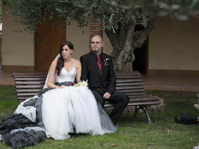 La boda de Raúl y Montse en L' Ametlla Del Valles, Barcelona 57