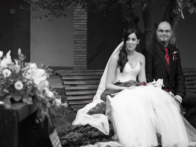 La boda de Raúl y Montse en L' Ametlla Del Valles, Barcelona 61