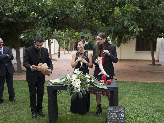 La boda de Raúl y Montse en L' Ametlla Del Valles, Barcelona 62