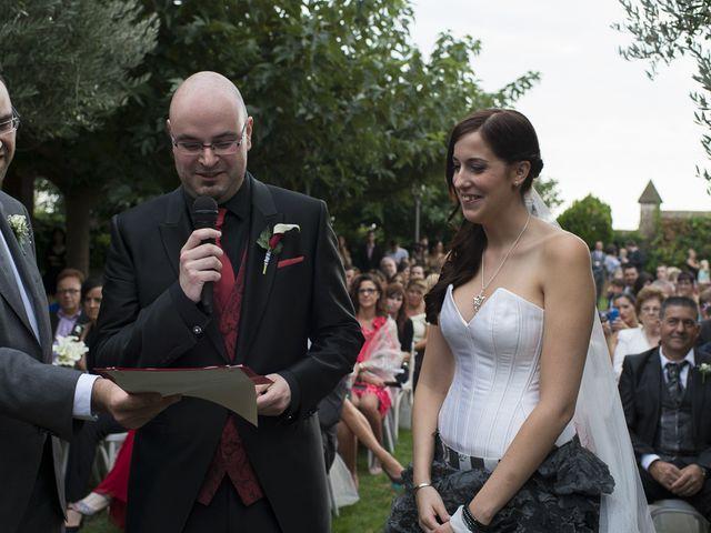 La boda de Raúl y Montse en L' Ametlla Del Valles, Barcelona 69