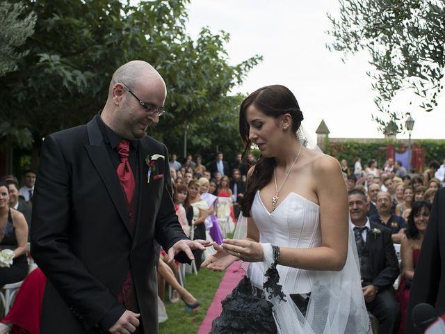 La boda de Raúl y Montse en L' Ametlla Del Valles, Barcelona 74