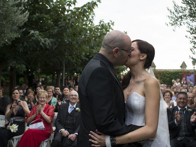 La boda de Raúl y Montse en L' Ametlla Del Valles, Barcelona 75