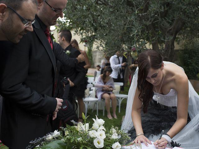 La boda de Raúl y Montse en L' Ametlla Del Valles, Barcelona 76
