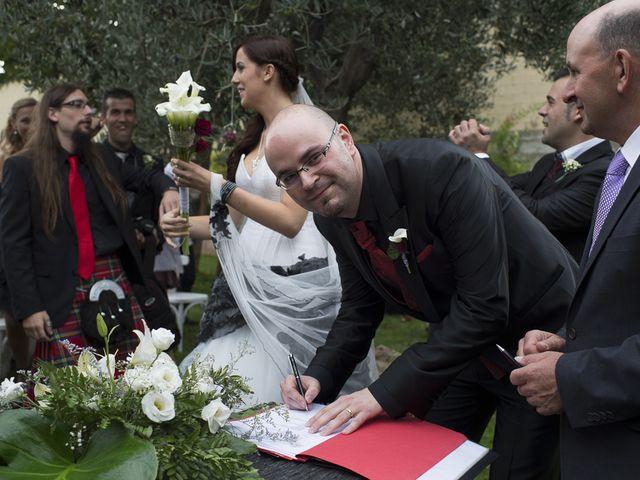 La boda de Raúl y Montse en L' Ametlla Del Valles, Barcelona 77