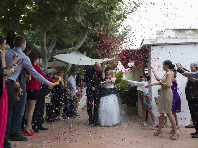 La boda de Raúl y Montse en L' Ametlla Del Valles, Barcelona 78