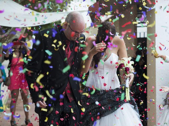 La boda de Raúl y Montse en L' Ametlla Del Valles, Barcelona 2