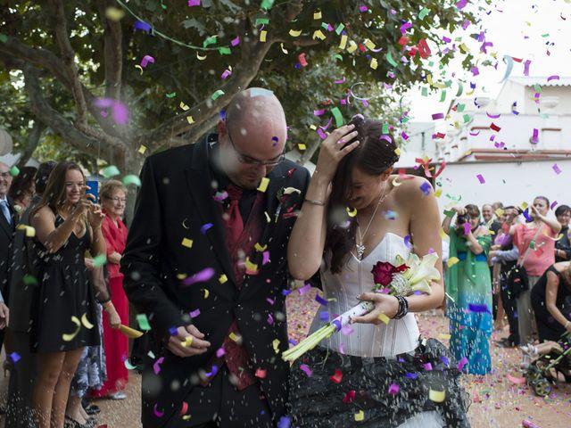 La boda de Raúl y Montse en L' Ametlla Del Valles, Barcelona 84
