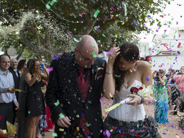 La boda de Raúl y Montse en L' Ametlla Del Valles, Barcelona 85
