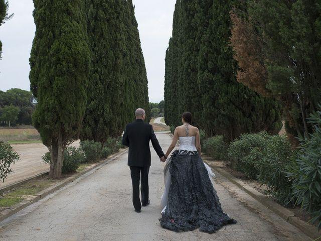 La boda de Raúl y Montse en L' Ametlla Del Valles, Barcelona 90