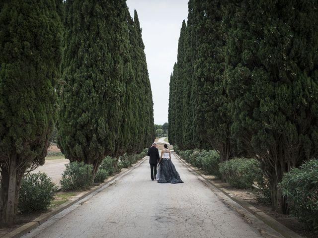 La boda de Raúl y Montse en L' Ametlla Del Valles, Barcelona 91