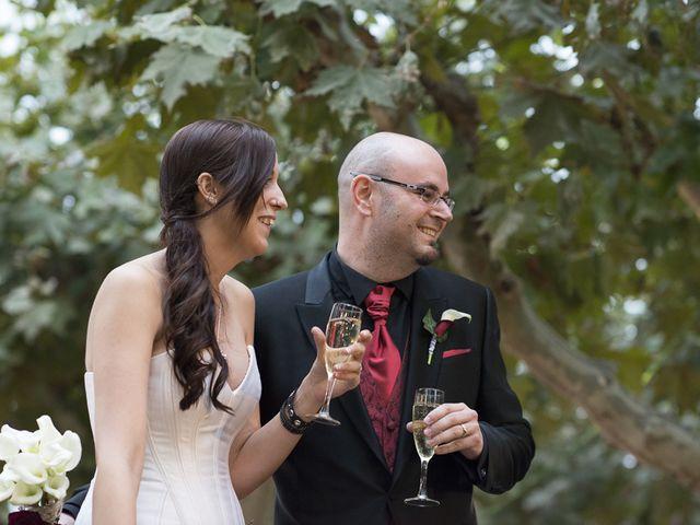 La boda de Raúl y Montse en L' Ametlla Del Valles, Barcelona 100