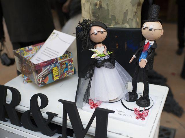 La boda de Raúl y Montse en L' Ametlla Del Valles, Barcelona 102