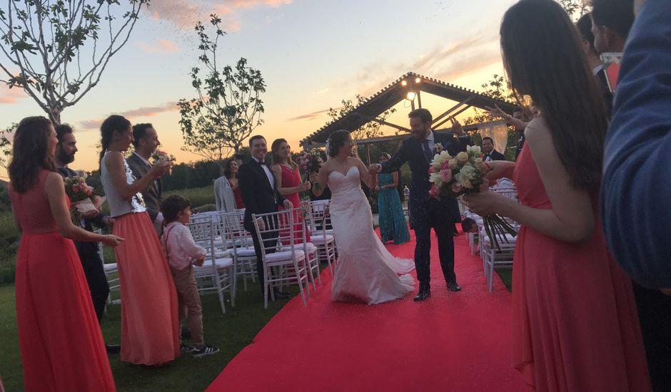 La boda de Enzo y Mariana en Madrid, Madrid