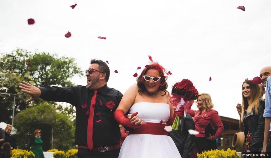 La boda de Sergi y Pilar en Vilanova Del Valles, Barcelona