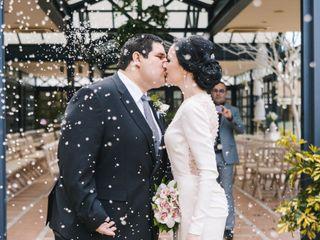 La boda de Gracia y Jose