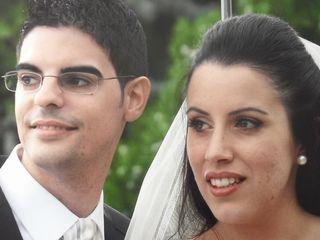 La boda de Alberto y Míriam