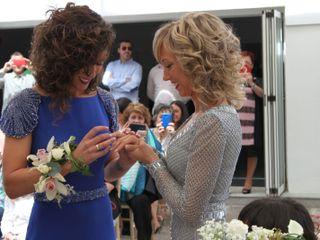 La boda de Carmen  y Mary  1
