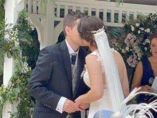 La boda de Bea y Moi