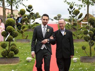 La boda de Evelyn  y Fernando 2