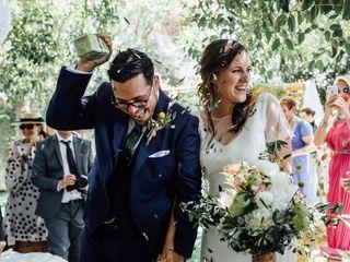La boda de Arantxa y Saúl
