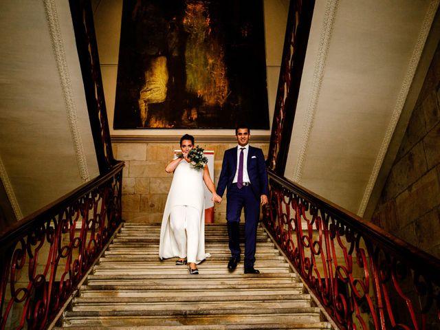 La boda de Amaia y Jon Ander